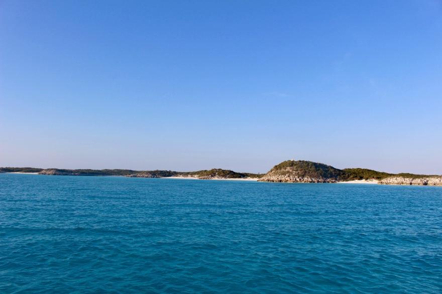 Bahamas Exumas Hawksbill Cay