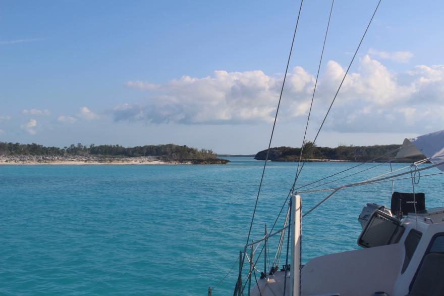 Bahamas Exumas Rat Cay