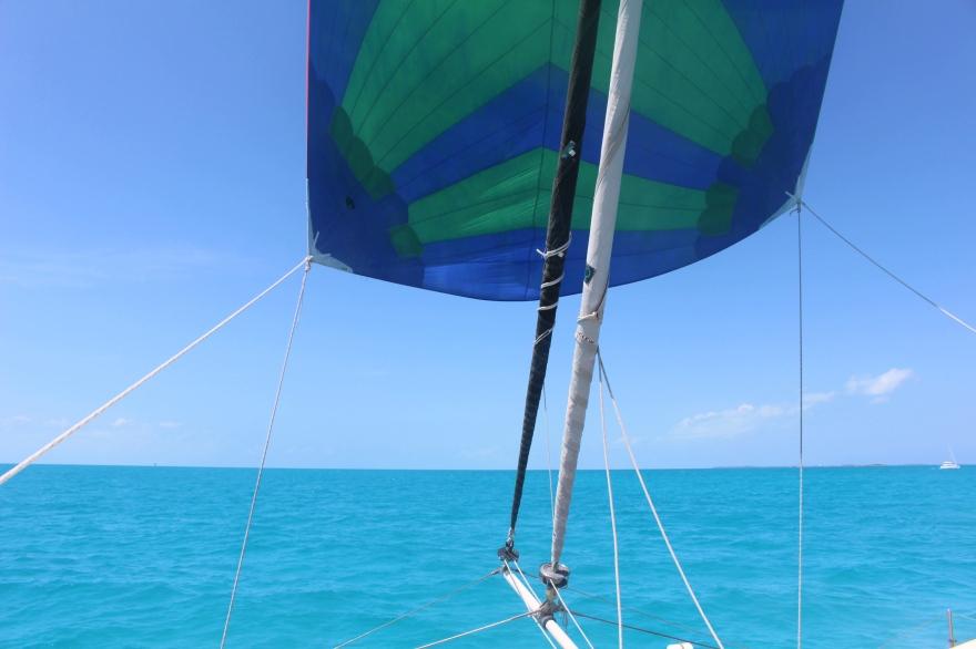 Bahamas Spinnaker2