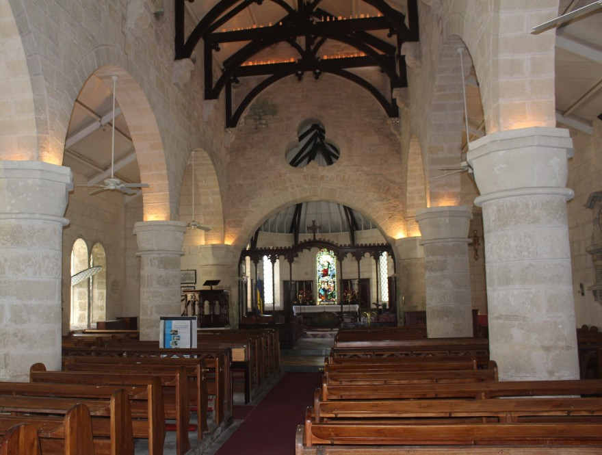 Barbados Church