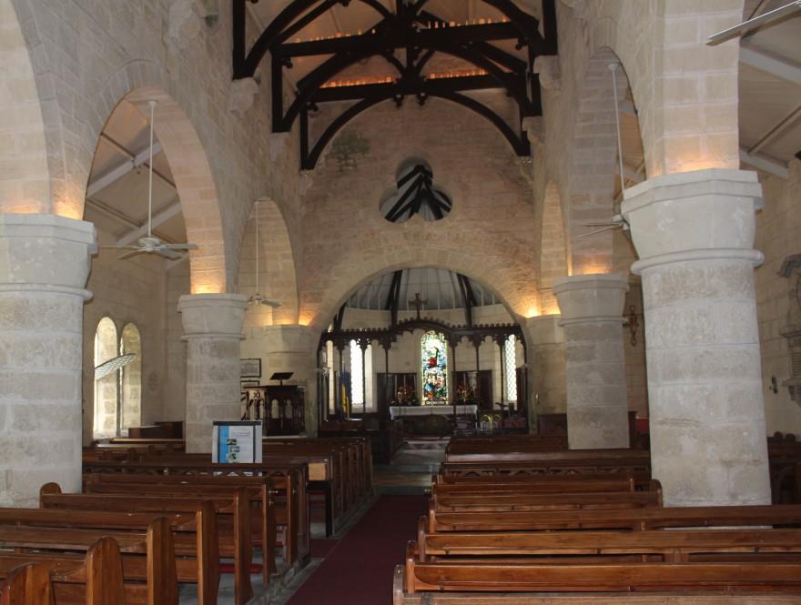 Barbados Church