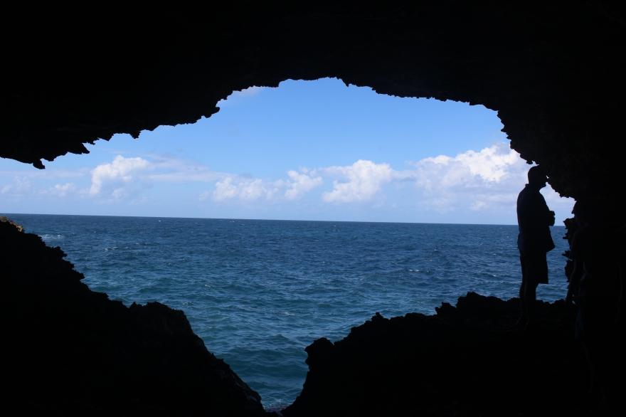 Barbados Sea Cave2