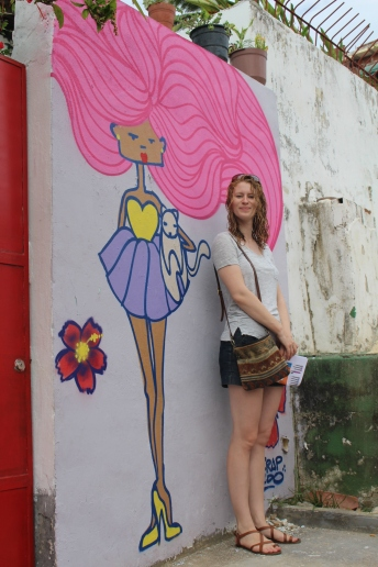 Brazil Olinda Mural