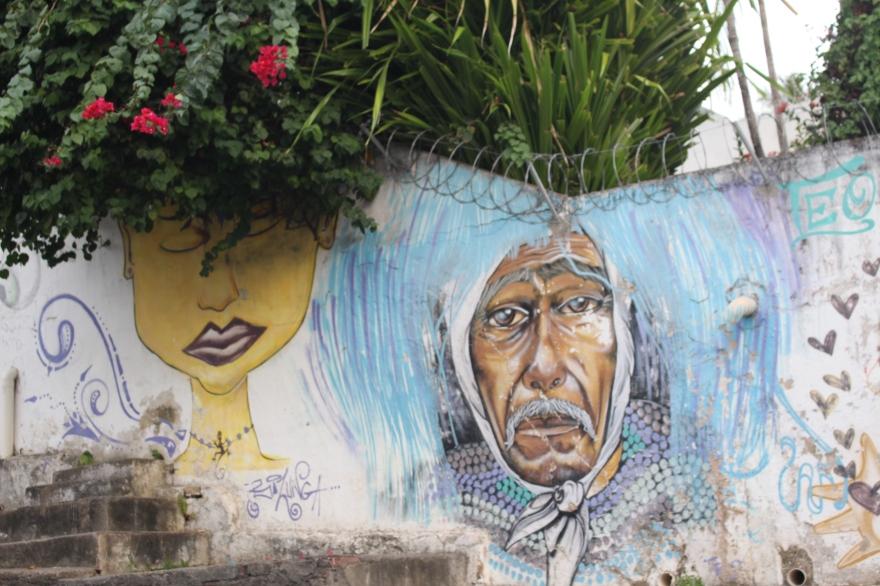 Brazil Olinda Mural2