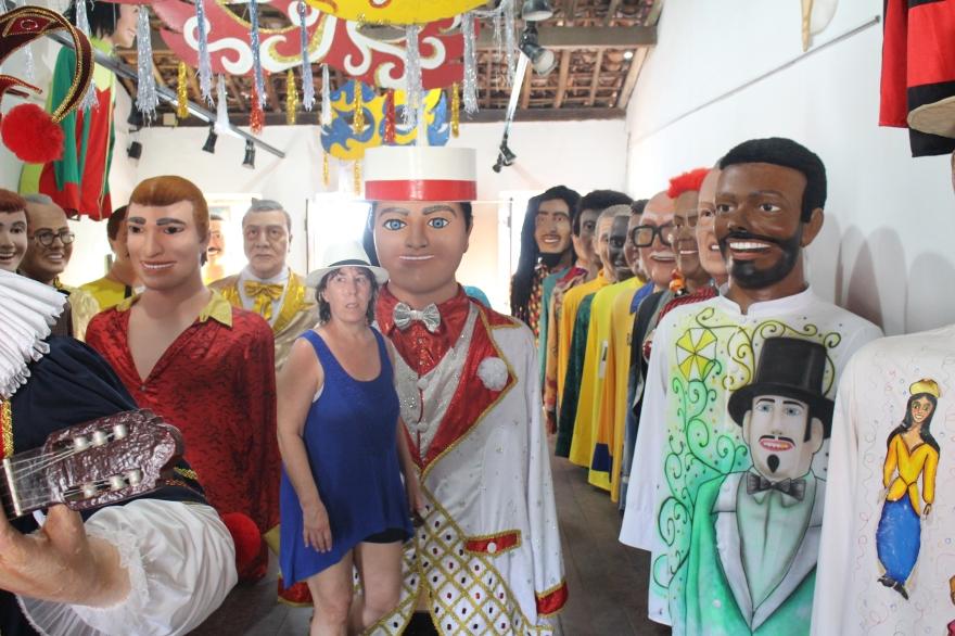 Brazil Olinda Puppets3