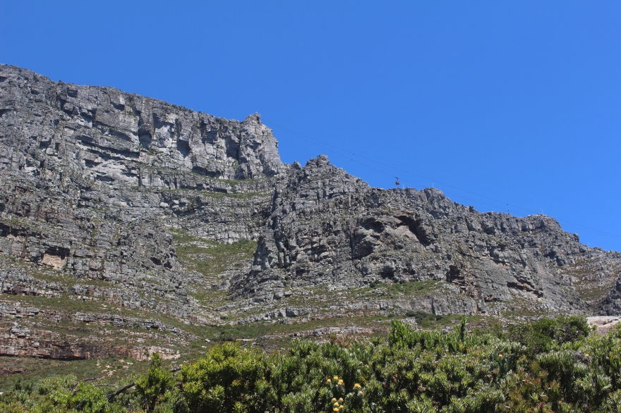 Capetown Table Mountain1