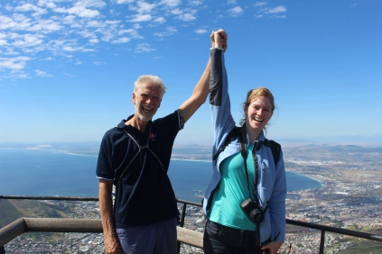 Capetown Table Mountain3