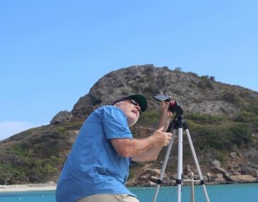 Carib Steve and Google Earth