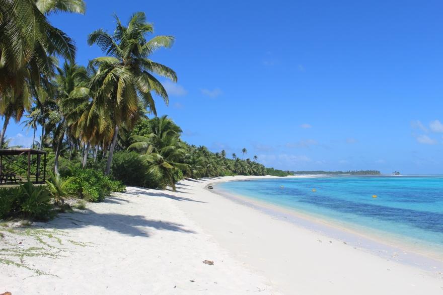 Cocos Keeling Beach