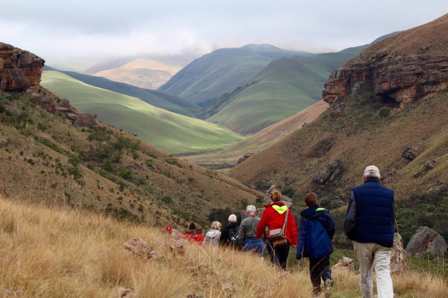 Durban Drakensberg Walk
