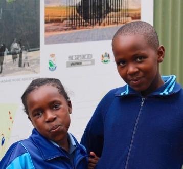 Durban Mandela Kids2