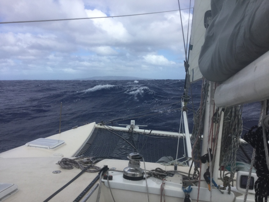 Indian Ocean Rodrigues Ahead