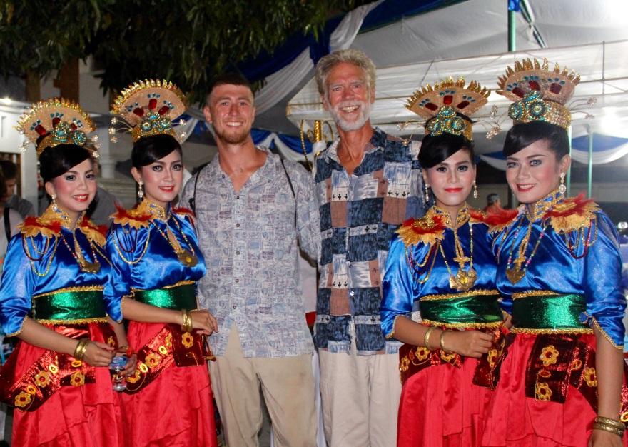 INDO Baubau Dancers