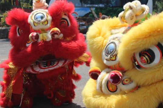 INDO EBelitung Chinese Dancers4