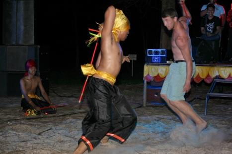 INDO EBelitung Stick Fight2