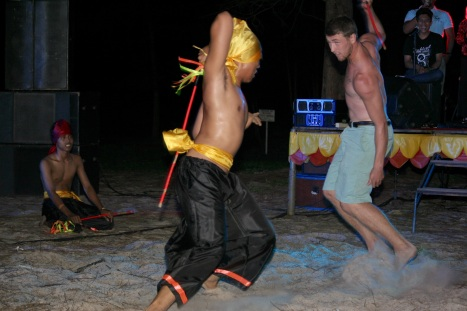 INDO EBelitung Stick Fight2