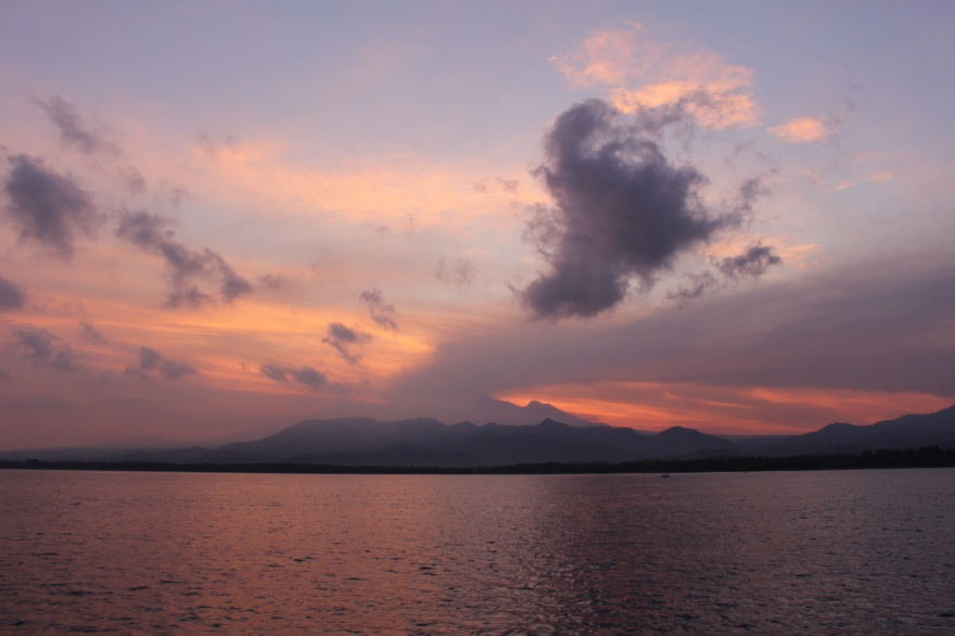 INDO Lombok Volcano