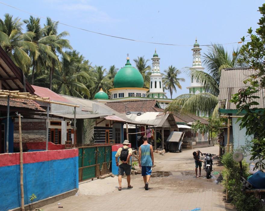 INDO Lombok Walking