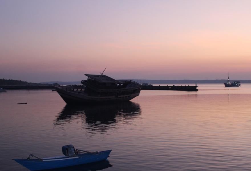 INDO Selayar Sunset