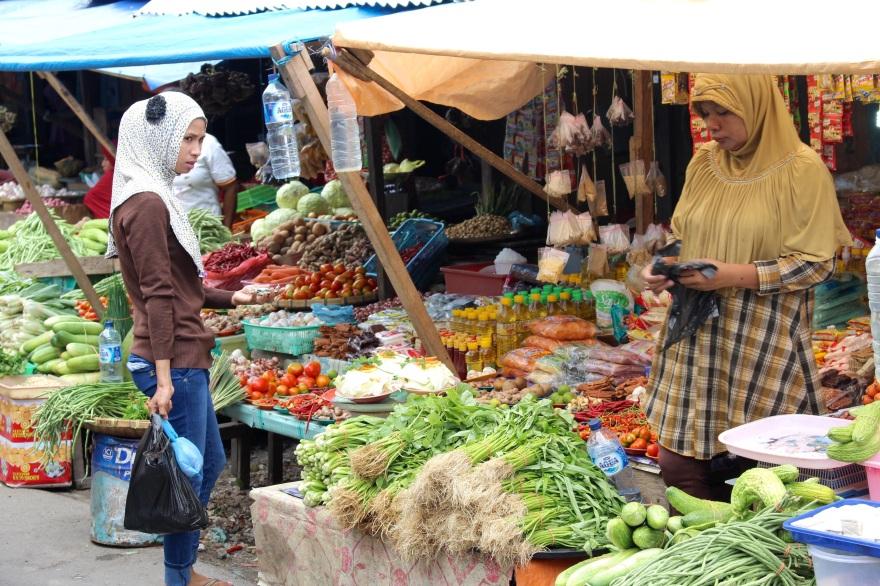 INDO Tual Market2