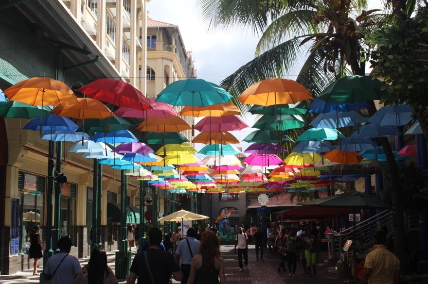 Mauritius Color