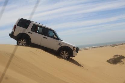 Namibia Dune Driving