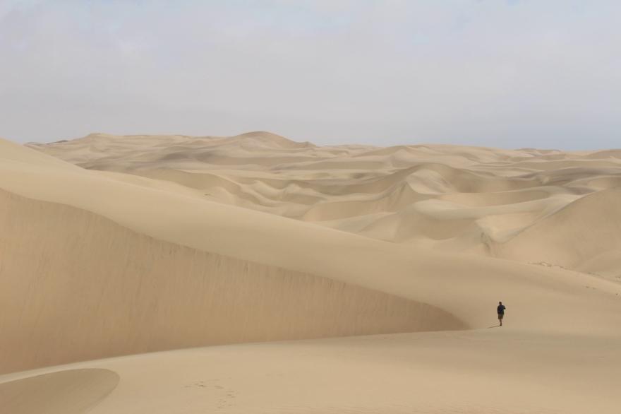 Namibia Dunes Solo
