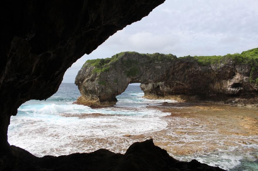 Niue Talava Arches