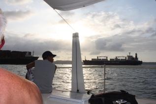 Panama Gatun Approach BIG