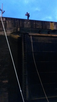 Panama Linethrower