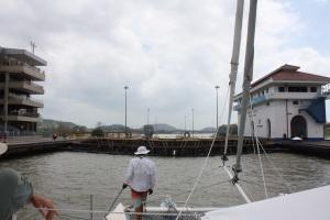 Panama Miraflores Up BIG