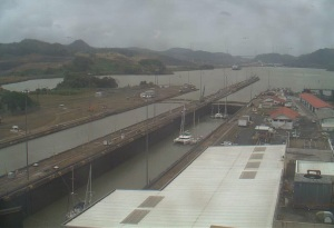 Panama Webcam Down BIG