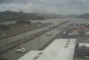 Panama Webcam Up BIG