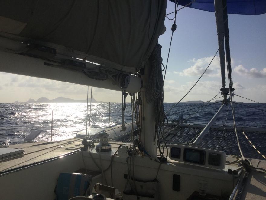 South Atlantic Fernando Approach