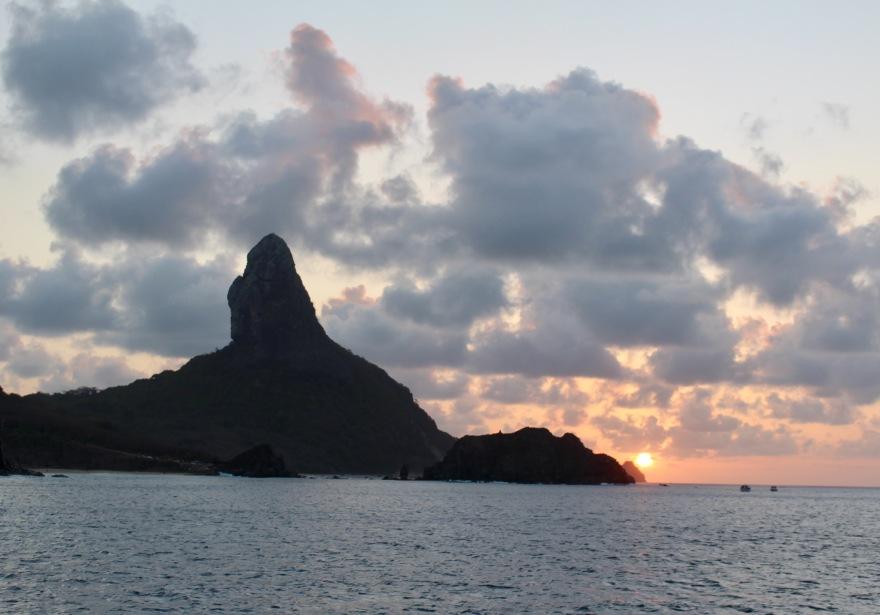South Atlantic Fernando Sunset