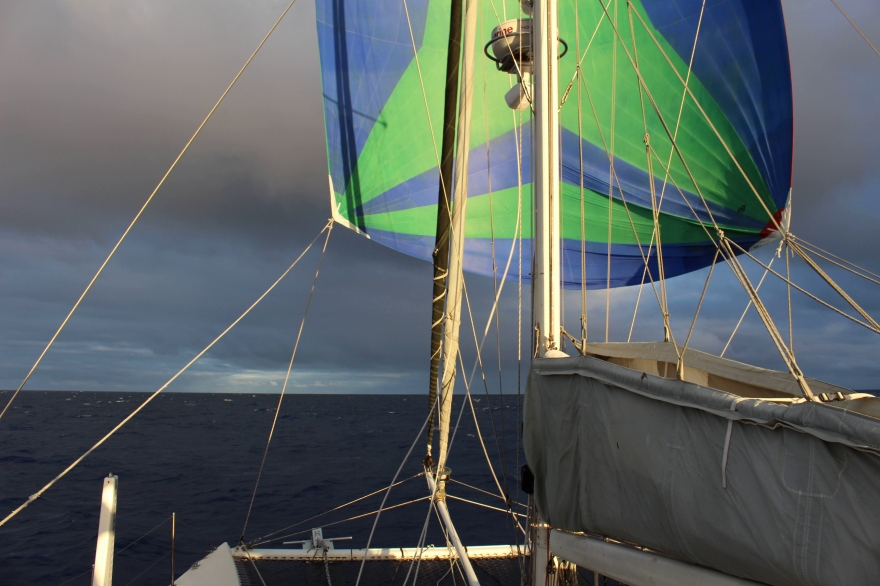 South Atlantic Spinnaker