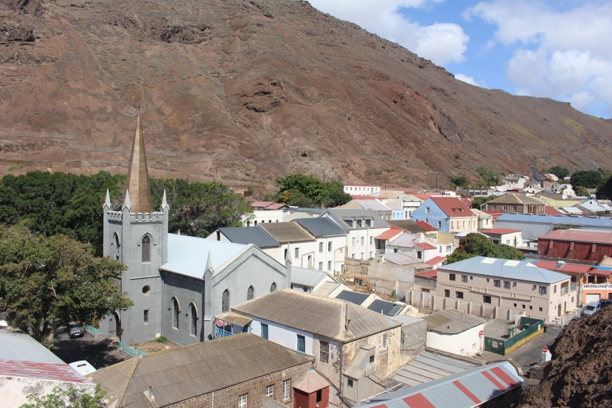 South Atlantic St Helena Town
