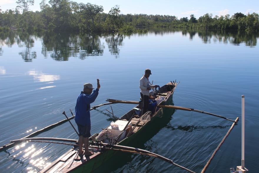 Sumatra Fishermen