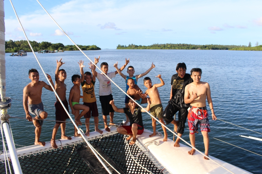 Sumatra Kids