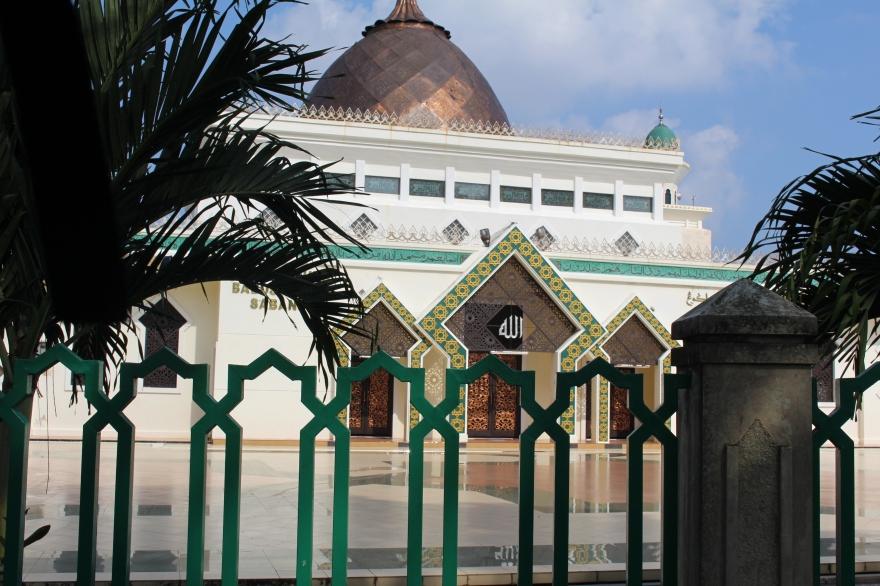 Sumatra Mosque