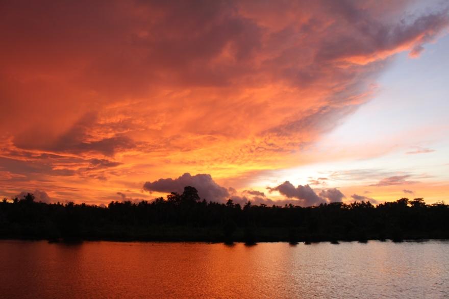 Sumatra Nias Sunset