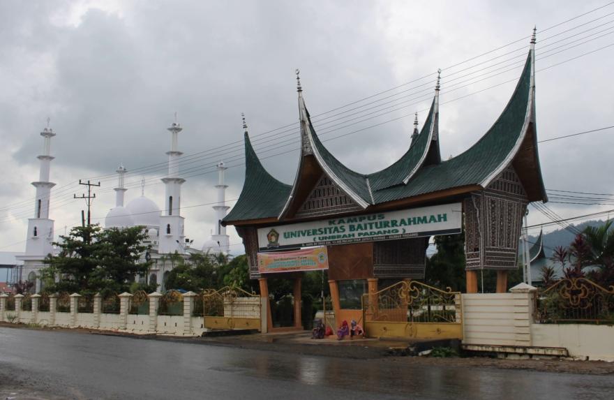 Sumatra Padang University