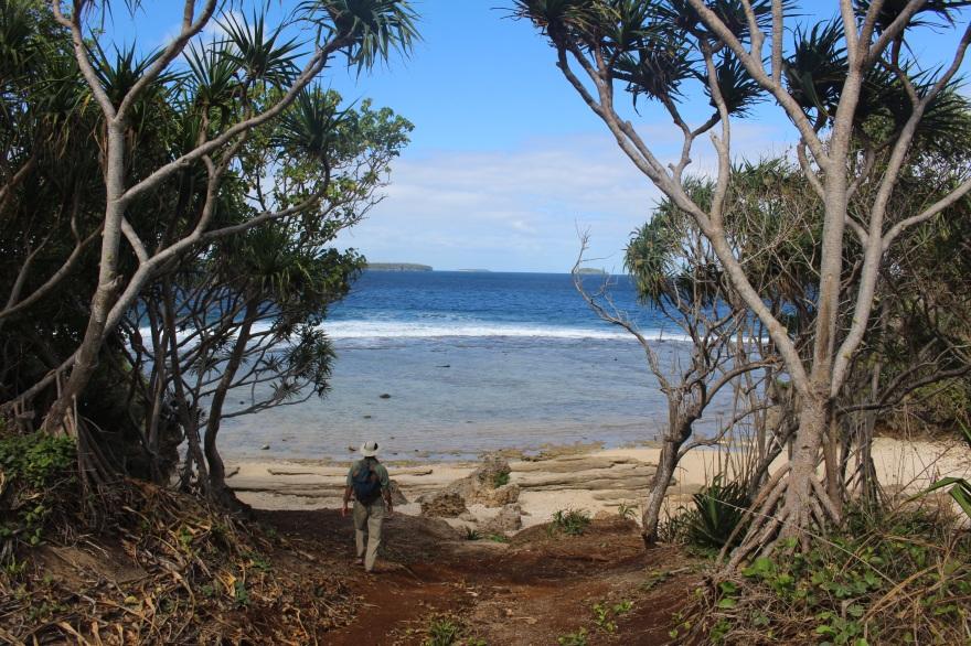 Tonga Walk