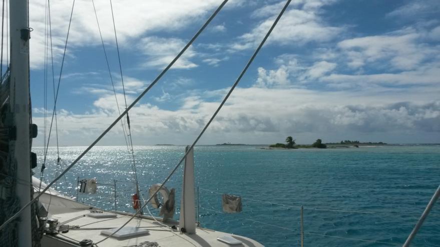 Tuamotu View
