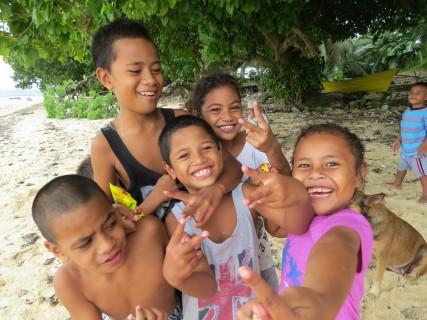 Tuvalu Kids