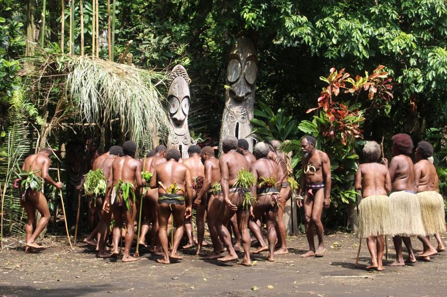 Vanuatu Ambrym Men and Women