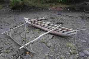 Vanuatu Canoe