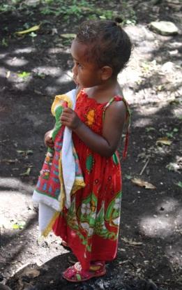Vanuatu Girl Watching