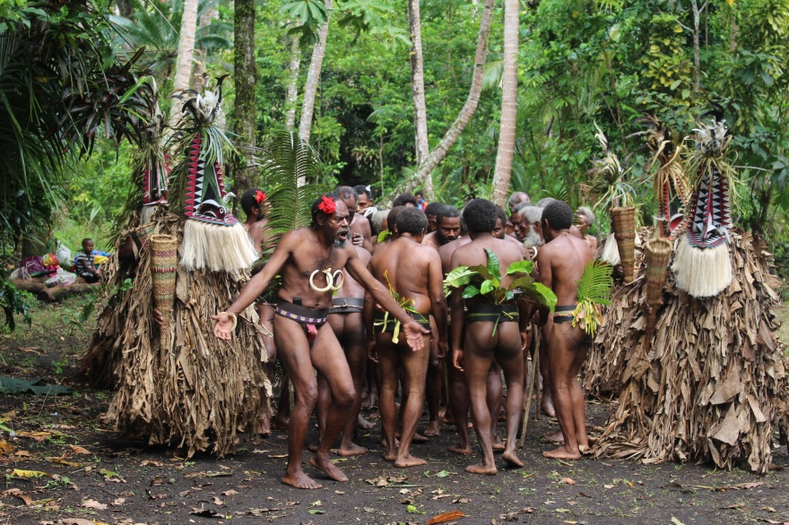 Vanuatu Rom and Cell Phone