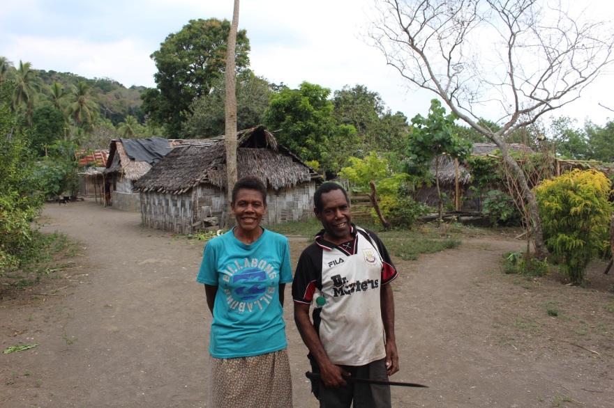Vanuatu Tisvel Kathy Joseph